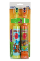 Scooby-Doo Power Toothbrush Twin Pack