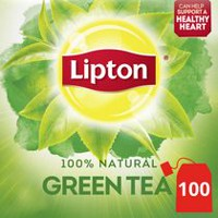 Lipton®  Pure Green Tea Bags