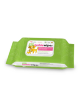 Bamboo Eco Tushiewipes - 80ct