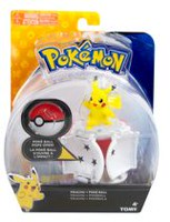 Pokémon Throw N Pop Poke Ball Action Figure