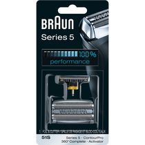 Braun Series 5 Replacement Combi 51S Foil & Cutter
