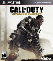 COD ADVANCED WARFARE PS3 ENGLISH