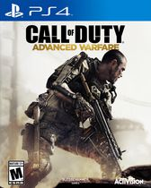 COD ADVANCED WARFARE PS4 ENGLISH