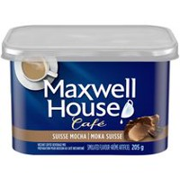 Maxwell House Cafe Suisse Mocha Instant Coffee