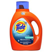 Tide High Efficiency Turbo Clean Coldwater Clean Fresh Scent Liquid Laundry Detergent