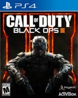 Call Of Duty: Black Ops 3 English (PS4 Game)