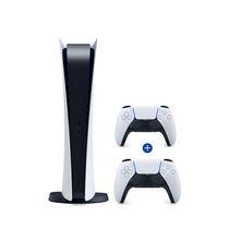 PlayStation®5 Digital Edition PLUS extra DualSense™ wireless controller