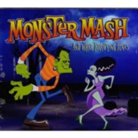 Various Artists - Halloween Monster Mash & Other Terrifying Tunes