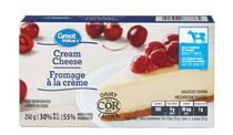 Great Value Cream Cheese
