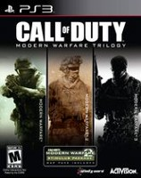 Call of Duty: Modern Warfare Trilogy (PS3) - English