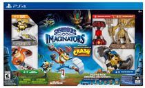 Skylanders Imaginators: Crash Starter Pack (PS4)
