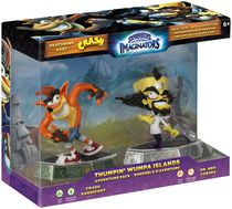 Ens. d'aventure Skylanders Imaginators: Thumpin' Whumpa Islands
