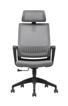 Office Chair, Grey