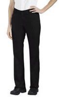 Genuine Dickies Women's Relaxed Fit Stretch Twill Pant 16P
