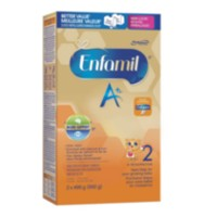 Enfamil A+ 2 Iron Fortified Formula for Infant