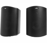 Polk Audio Atrium 5 All-Weather Outdoor Black Speakers