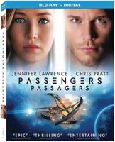 Passengers (Blu-Ray + Digital HD) (Bilingual)
