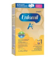Enfamil A+ Iron Fortified Formula for Infant