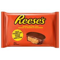 Reese® Half Pound Peanut Butter Cups Candy