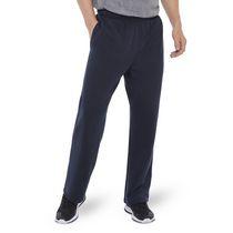 Athletic Works Men's Open Bottom Fleece Pants