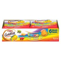 Collation couleurs Goldfish de Pepperidge Farm