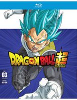 Dragon Ball Super: Part Three (Blu-ray)