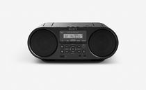 Sony CD Boombox with Bluetooth - ZSRS60BT