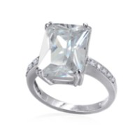 Sterling Silver Ladies Ring 6