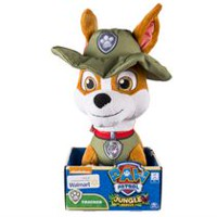 "PAW Patrol Plush Basic 10"" Tracker Toy"