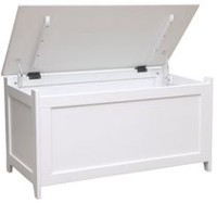 Kidilove Toy Box White
