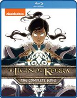 The Legend of Korra: The Complete Series (Blu-ray)