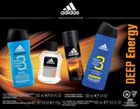 Adidas Male Personal Care Kit Deep Energy
