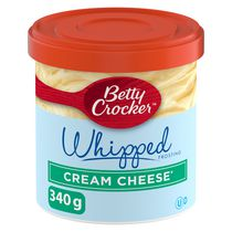 Betty Crocker Cream Cheese Whipped Frosting