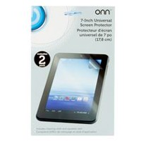 "ONN 7"" Universal Screen Protector"