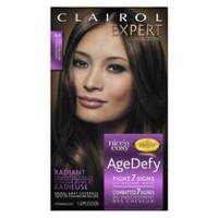 Clairol Age Defy Expert Collection Hair Colour Darkest Brown