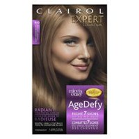 Colorant permanent Clairol Expert Nice 'n Easy Age Defy Chatain clair doré