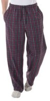 Fruit of the Loom Men's Fleece Sleep Pants M