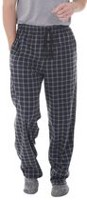 Fruit of the Loom Men's Fleece Sleep Pants XL