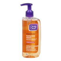 Clean & Clear Essentials Nettoyant moussant pour le visage