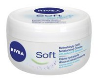 Nivea Refreshingly Soft Jojoba Oil & Vitamin E Moisturizing Cream