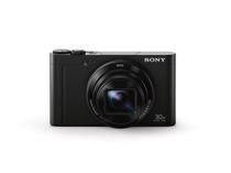 Sony Compact Camera with 30x Optical Zoom - DSCWX500B