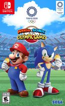 Jeu vidéo Mario & Sonic at the Olympic Games: Tokyo 2020 pour (Nintendo Switch)