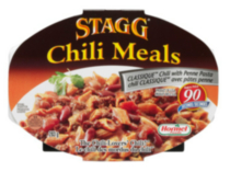 COMPLEATS stagg chili penne