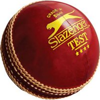 Balle de cricket Slazenger Test