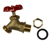 Enviro World Rain barrel spigot kit