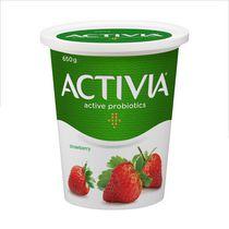 Activia Yogourt probiotique, saveur fraise, 650g