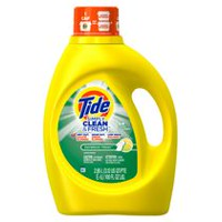 Tide Simply Clean & Fresh High Efficiency Daybreak Fresh Scent Liquid Laundry Detergent
