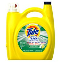 Tide Simply Clean & Fresh Daybreak High Efficiency Liquid Laundry Detergent