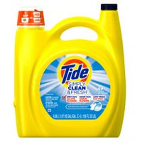 Tide Simply Clean & Fresh Refreshing Breeze High Efficiency Liquid Laundry Detergent