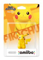 Pokemon Pikachu amiibo - Super Smash Bros Series